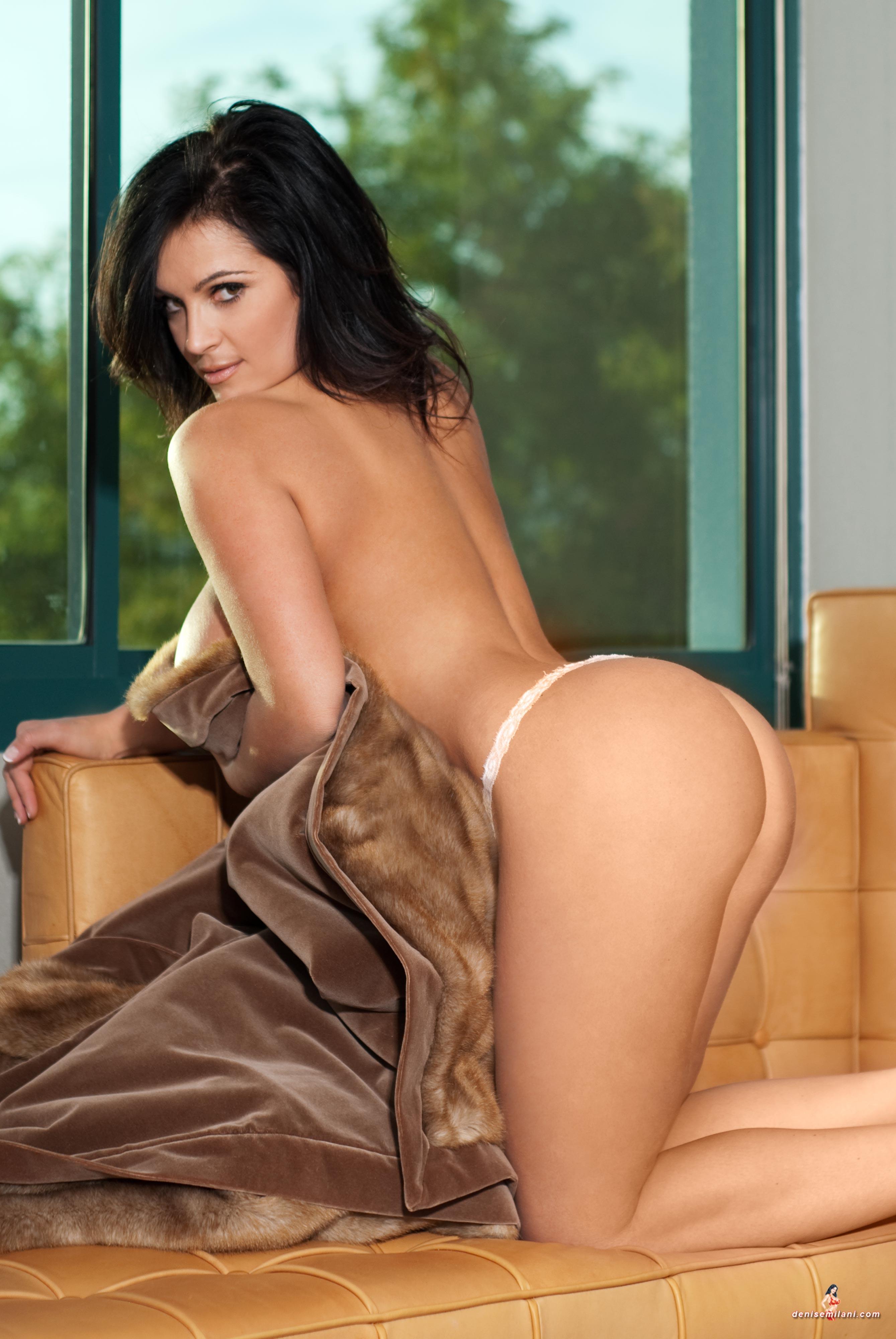 Hot nude denise milani