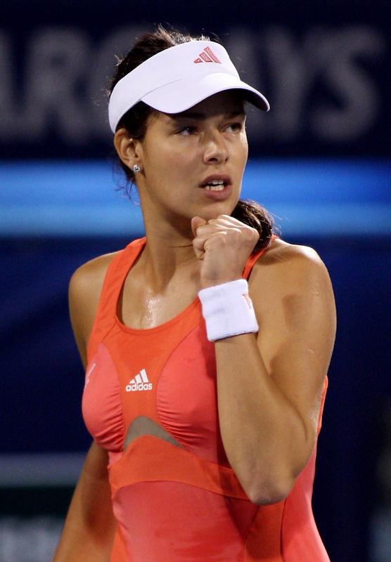 Sexy, Serbian Tennis Player Ana Ivanovic!