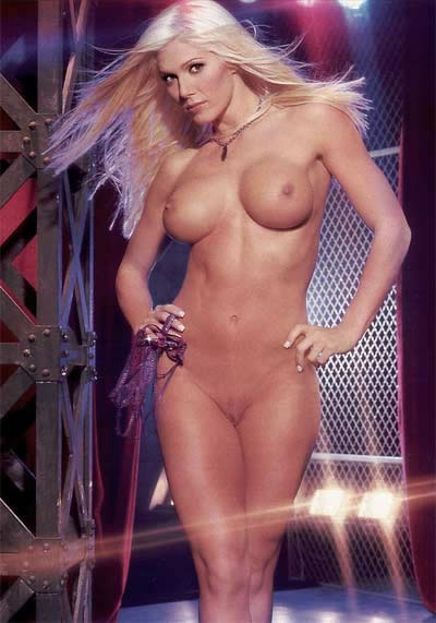 And torrie wilson nude sable